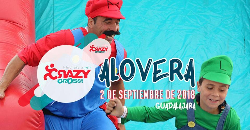 Crazy Cross Alovera 02.09.2018