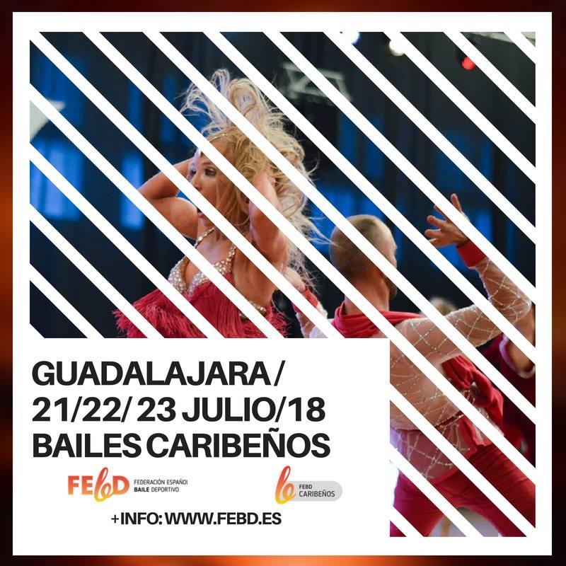 Curso Entrenad@r Bailes Caribeños