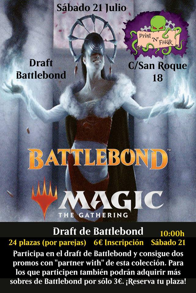 Draft de Battlebond