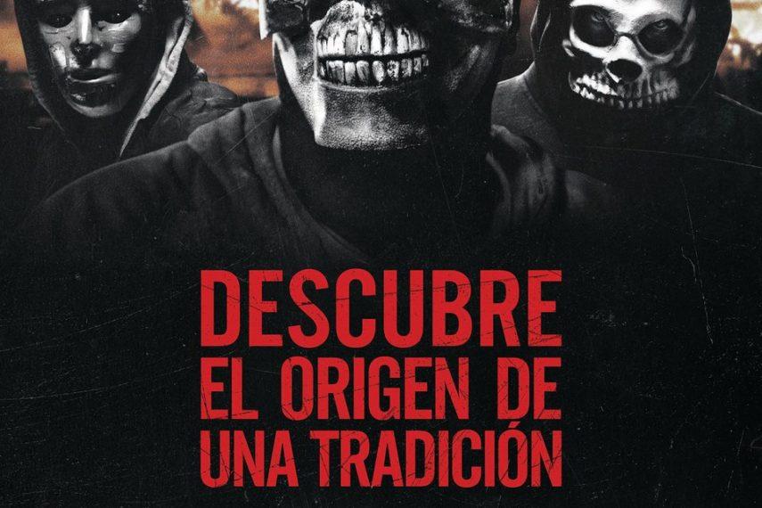 la primera purga la noche de las bestias online castellano