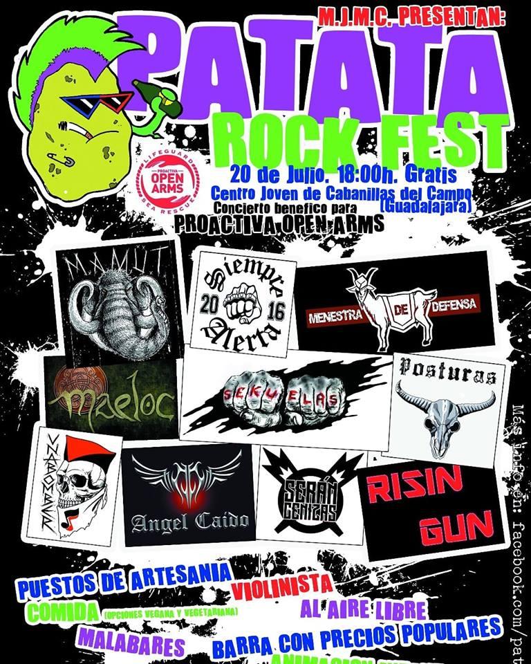Patata ROCK Festival