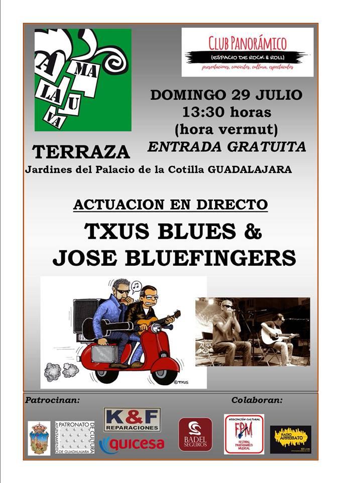 Txus Blues & Jose Bluefingers
