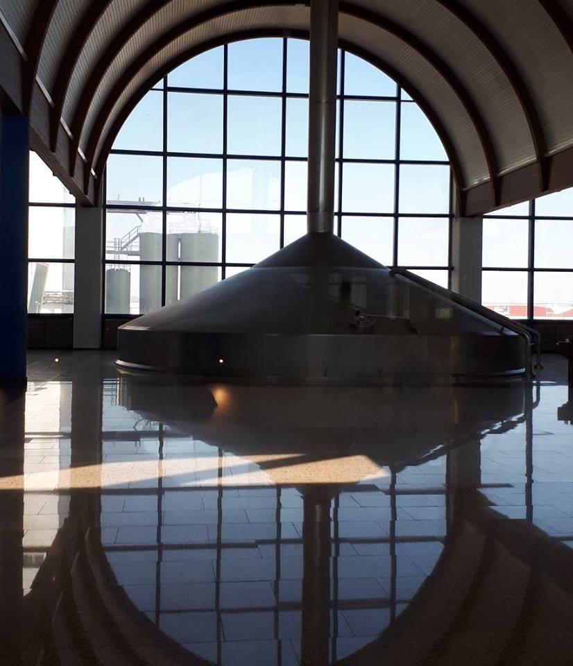 Visita a la Fabrica de Mahou y visita a Alovera
