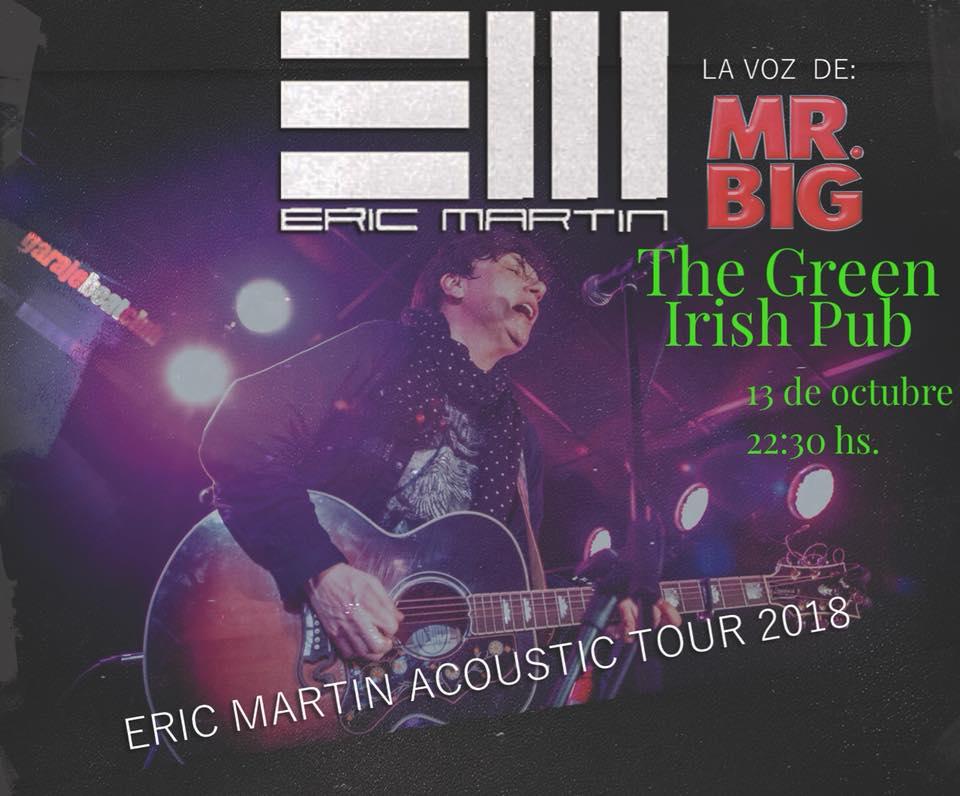 Eric Martin MR.BIG