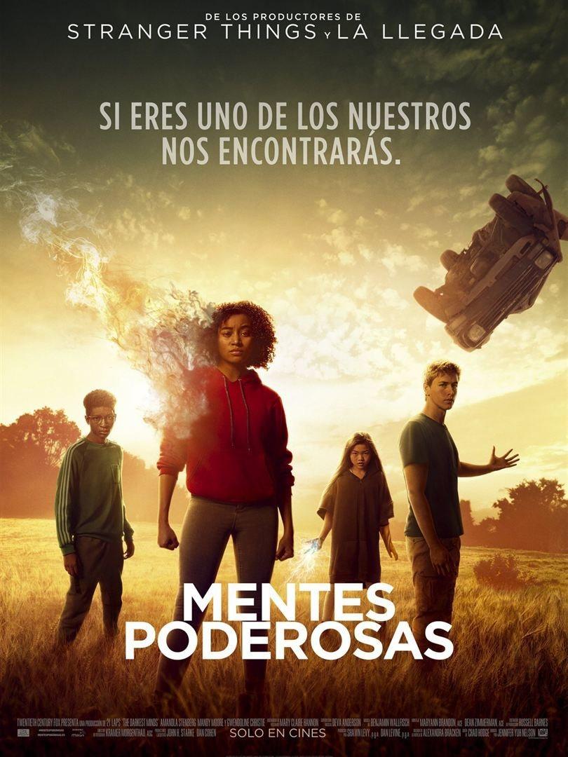 MENTES PODEROSAS Multicines Guadalajara