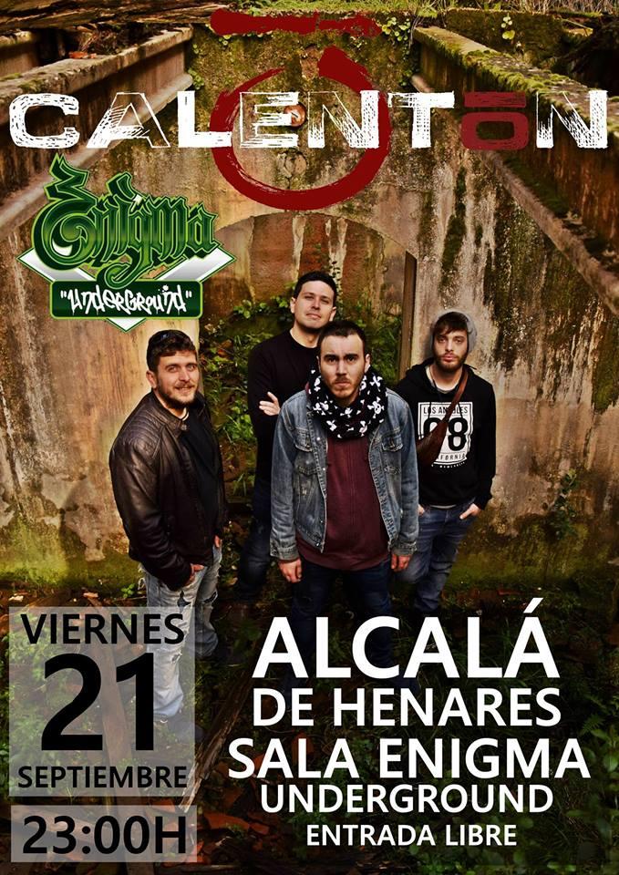 Alcalá de Henares – Calentón en directo