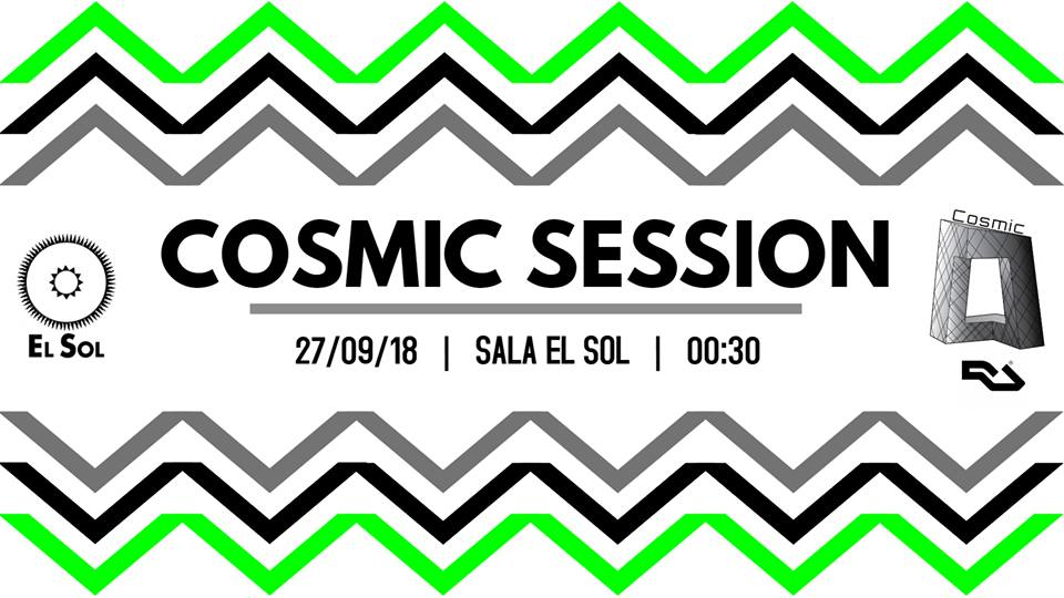 Cosmic Session 5 – Sala SOL