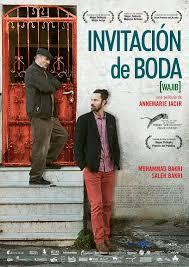 INVITACIÓN DE BODA (WAJIB) Cineclub Alcarreño