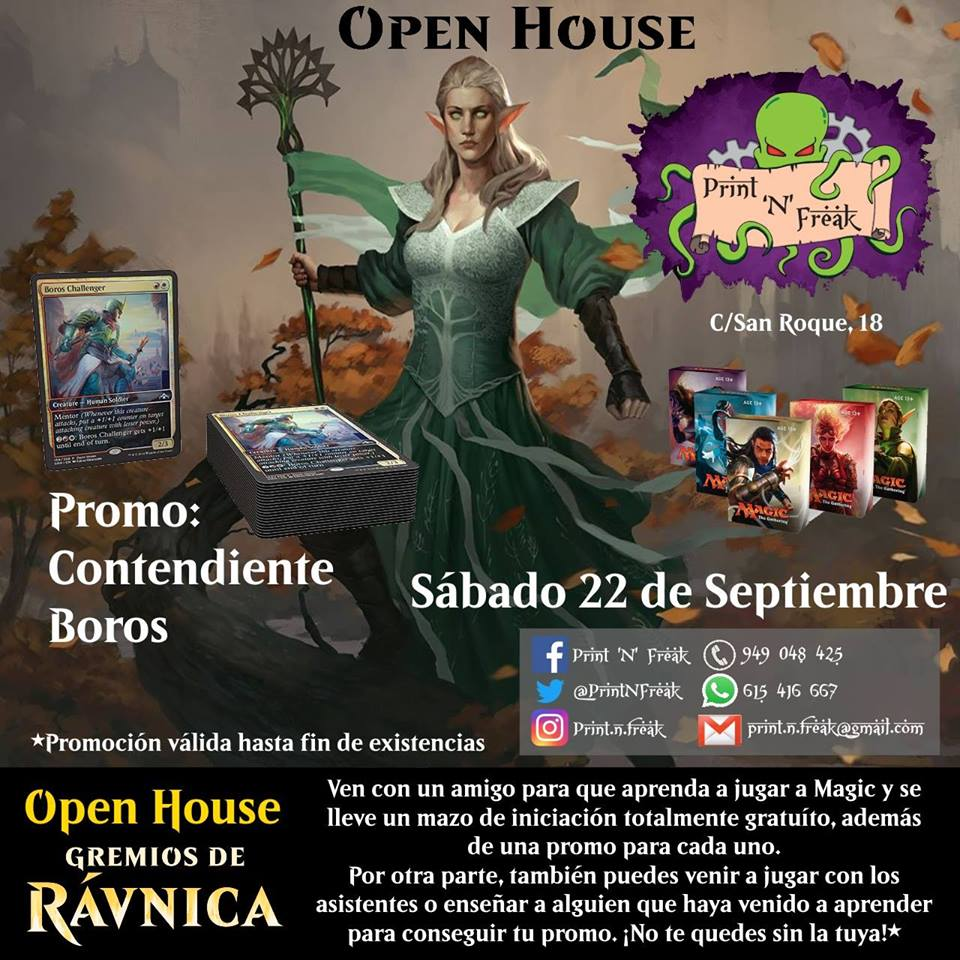 Open House (Ravnica)