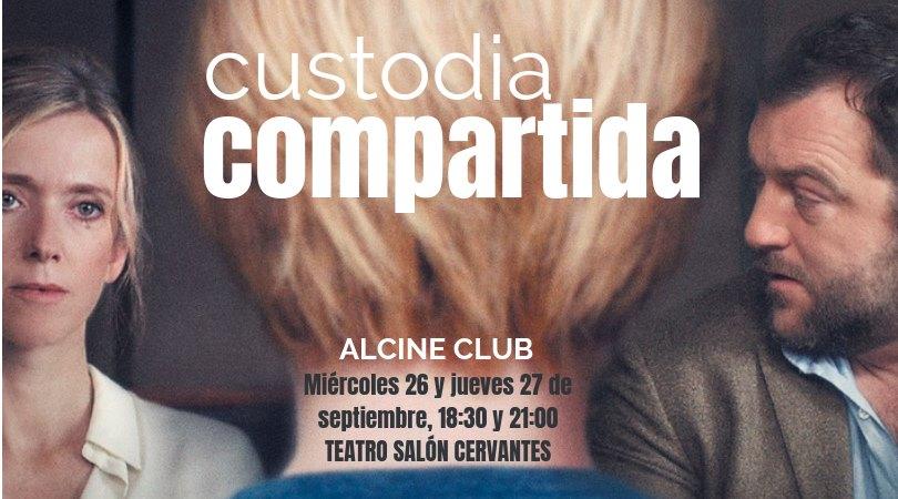 Sesión de ALCINE Club Custodia Compartida de Xavier Legrand
