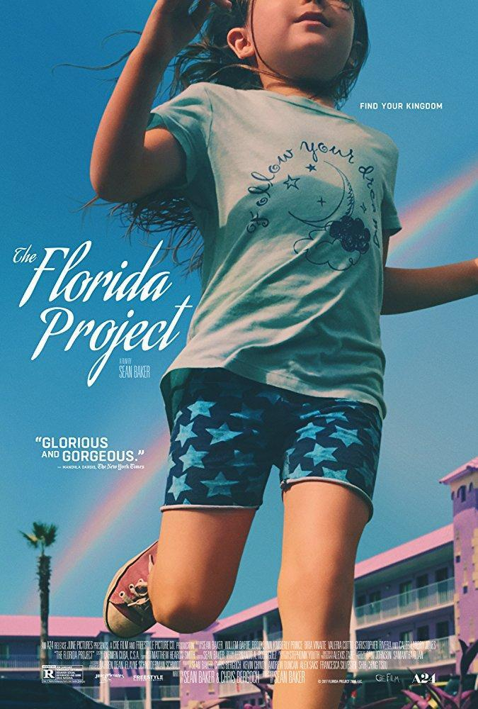 THE FLORIDA PROJECT Cineclub Alcarreño