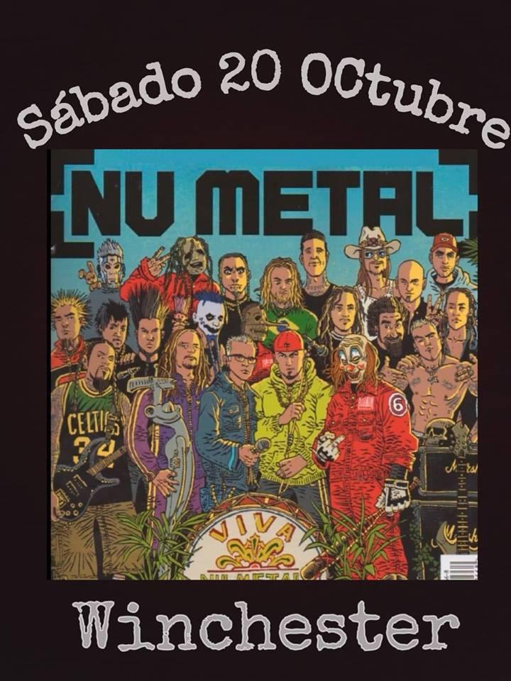 Antojo Nu Metal