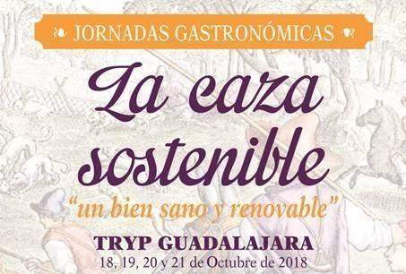 Jornadas Gastronómicas La Caza Sostenible