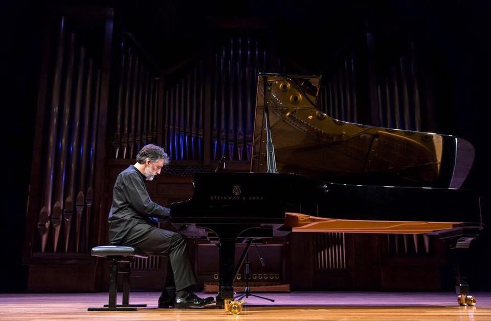 Recital de piano de Diego Fernández Magdaleno