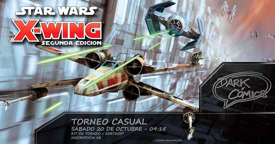 Torneo Casual Star Wars X-Wing 2.0