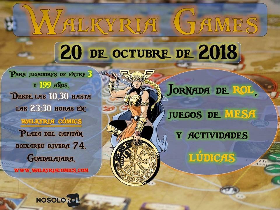 Walkyria Games