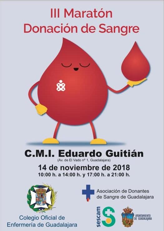 III Maratón donación de sangre