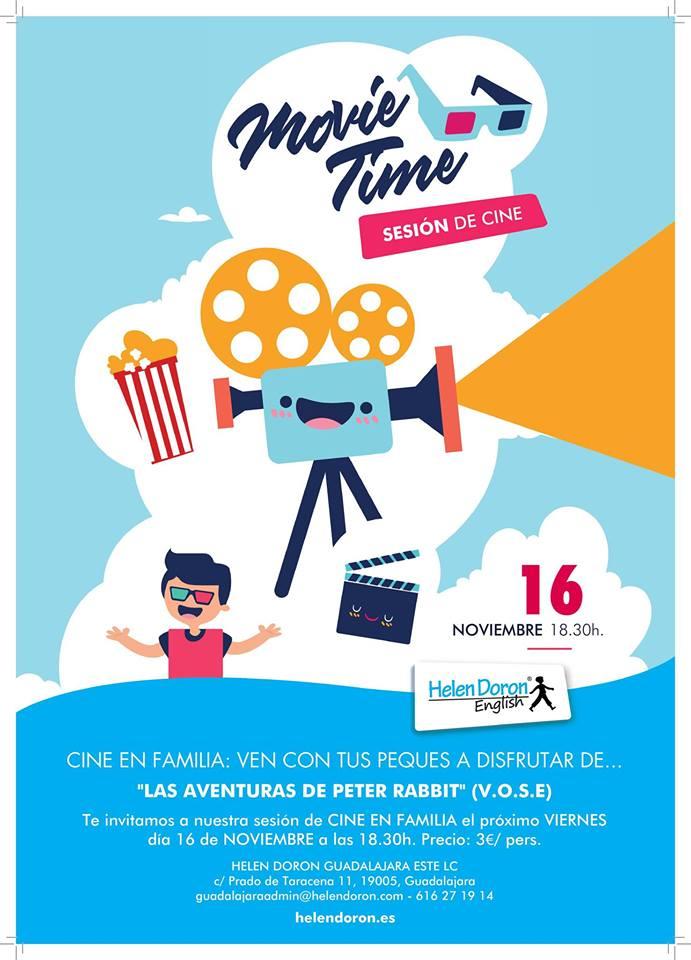 Sesión De Cine En Familia: Las Aventuras De Peter Rabbit (VOSE)