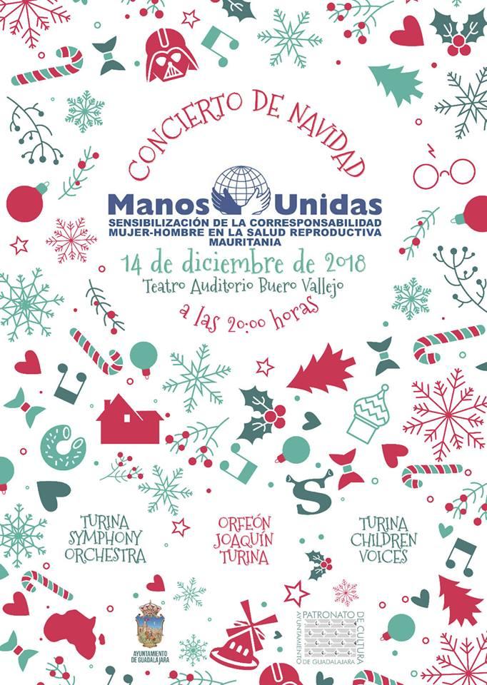 Concierto de Navidad Teatro Buero Vallejo
