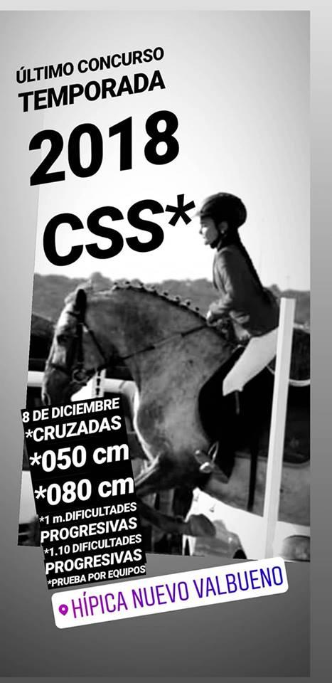 CONCURSO SOCIAL DE SALTO