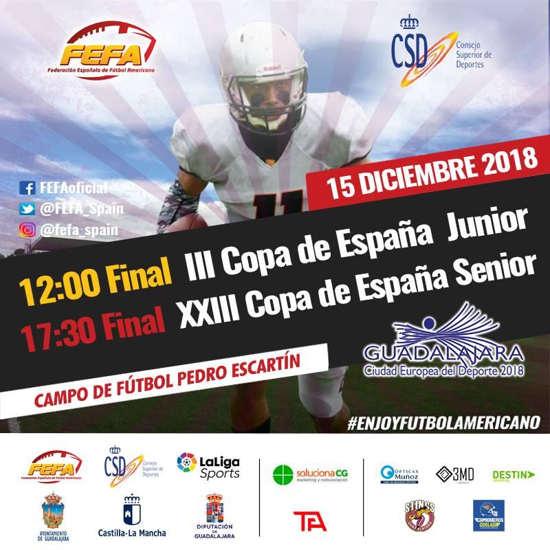 Copa de España de Fútbol Americano