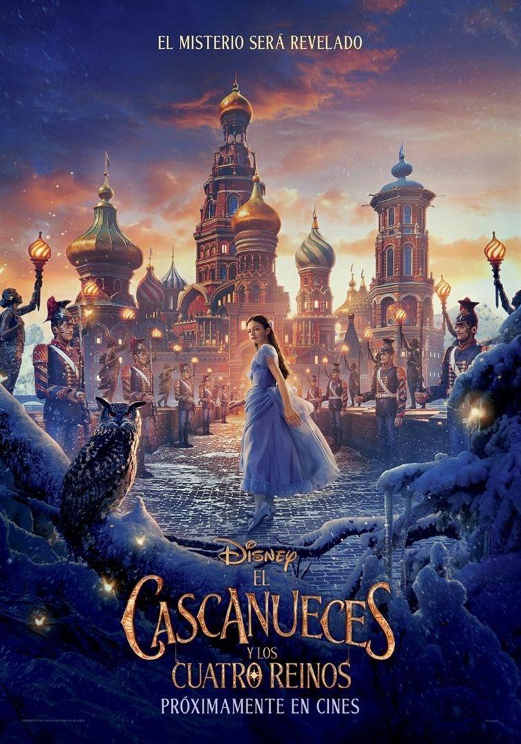 EL CASCANUECES Y LOS CUATRO REINOS Sala de Cine del EJE