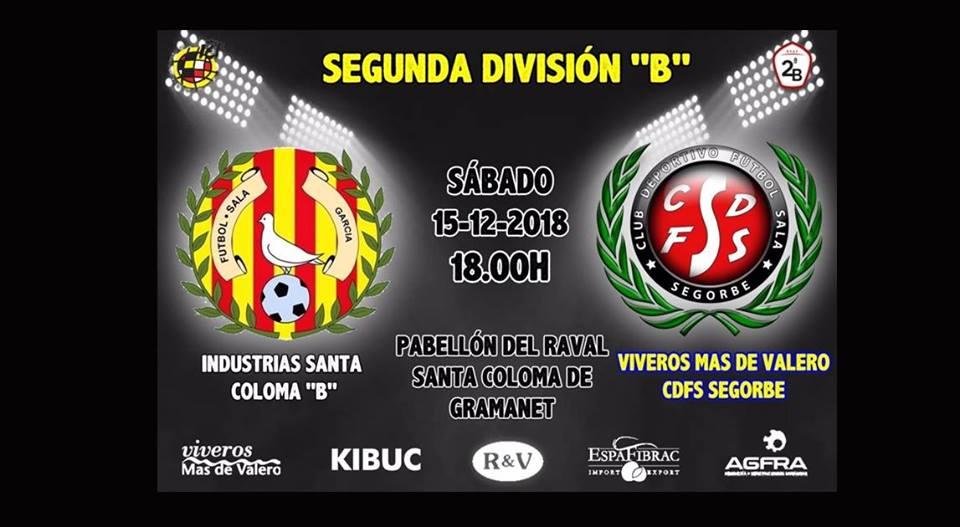 Futbol Sala Garcia vs Viveros