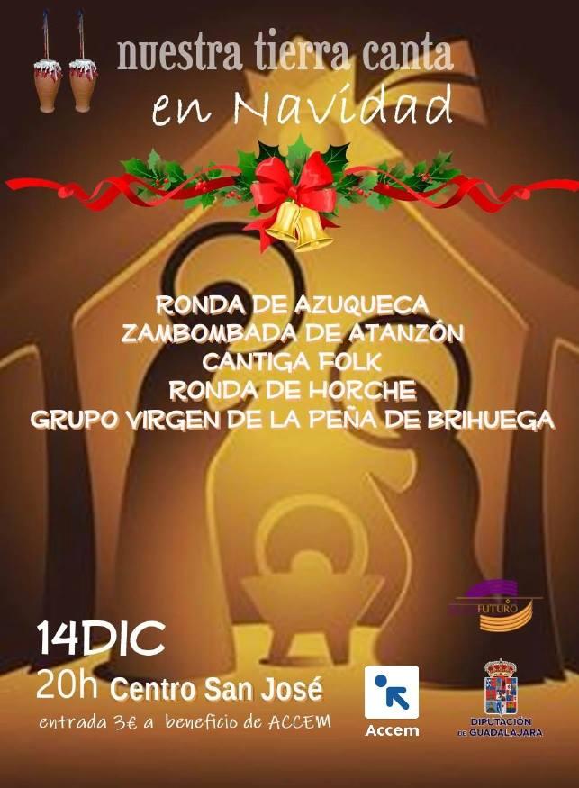 Gala de Villancicos Nuestra Tierra Canta en Navidad