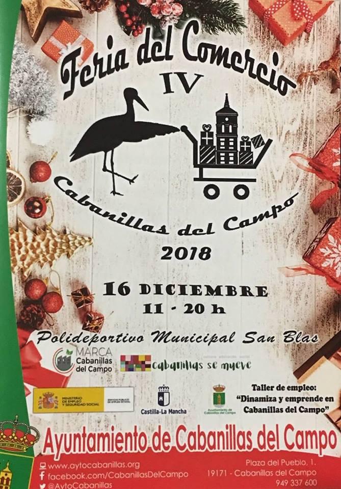 IV Feria de comercio de Cabanillas del Campo