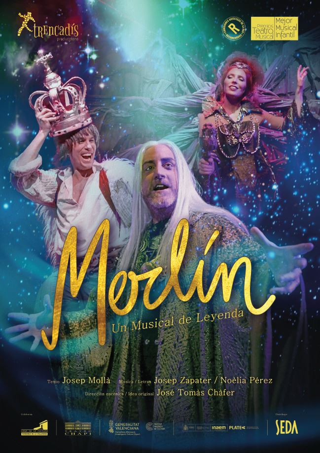 MERLIN, UN MUSICAL DE LEYENDA Teatro Buero Vallejo