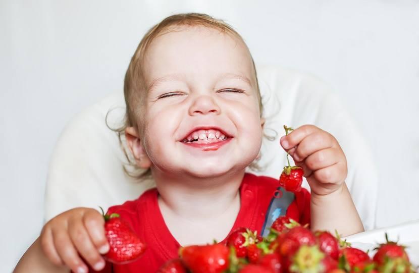 Alimentación Complementaria a demanda (Baby-Led Weaning)