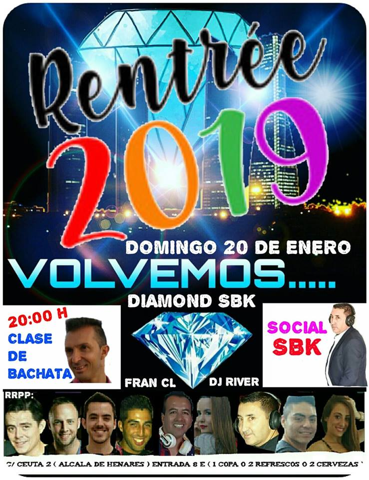 DIAMOND SBK 2019