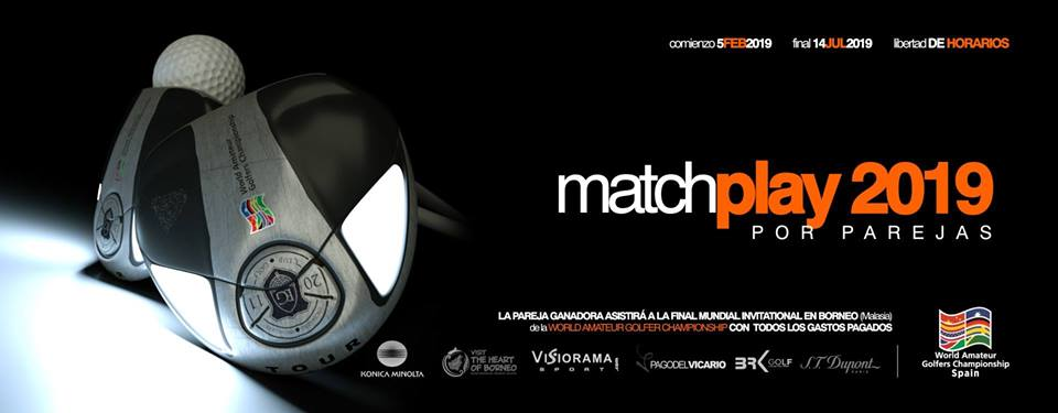 MATCH Play 2019 por parejas WAGC Spain