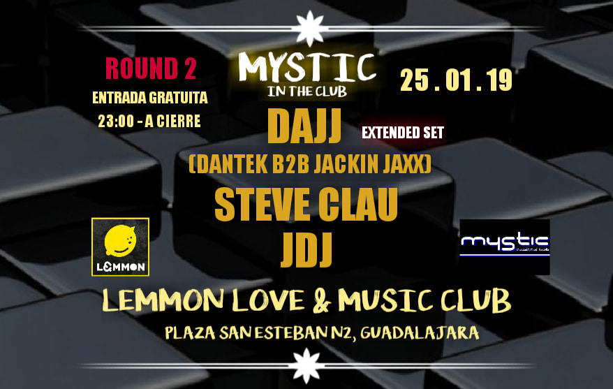 MYSTIC IN THE CLUB