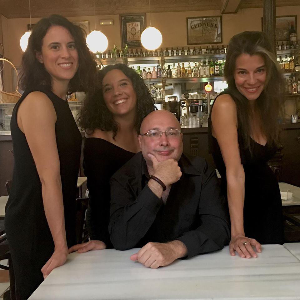 Odojazz en el Café Teatro Monkey Man
