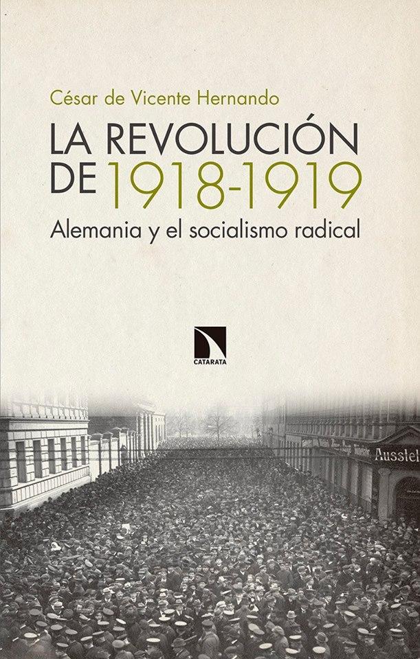 Presentación del libro La revolución de 1918-1919