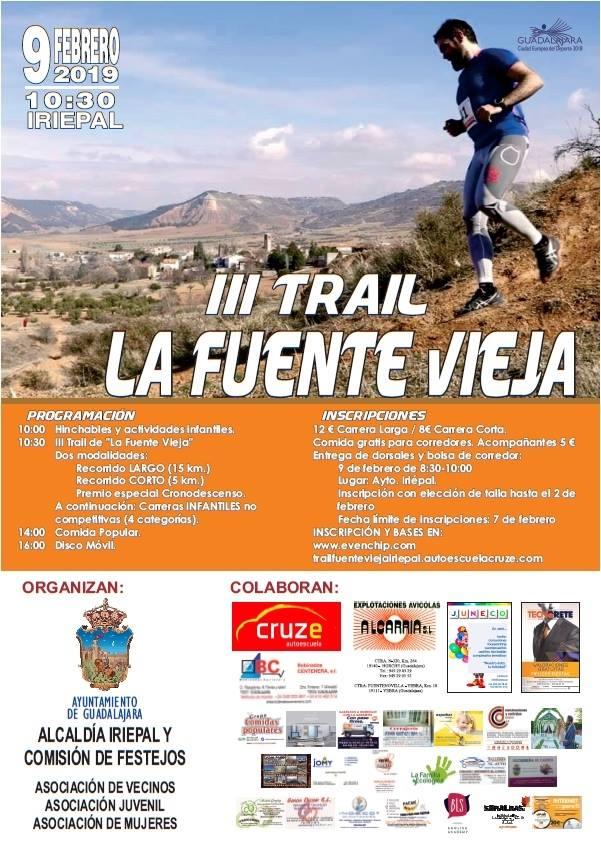 Trail La Fuente Vieja 2019