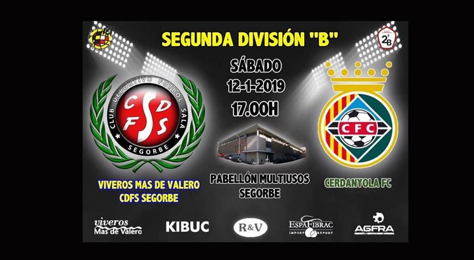 Viveros vs Cerdanyola FC