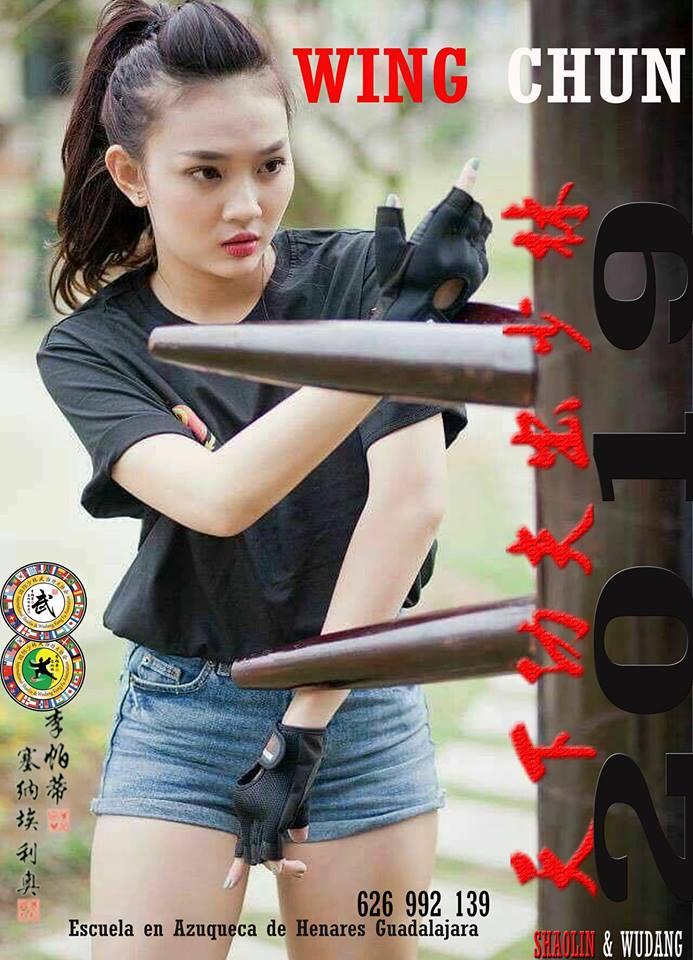 Wing Chun para todos, Clases y Cursos