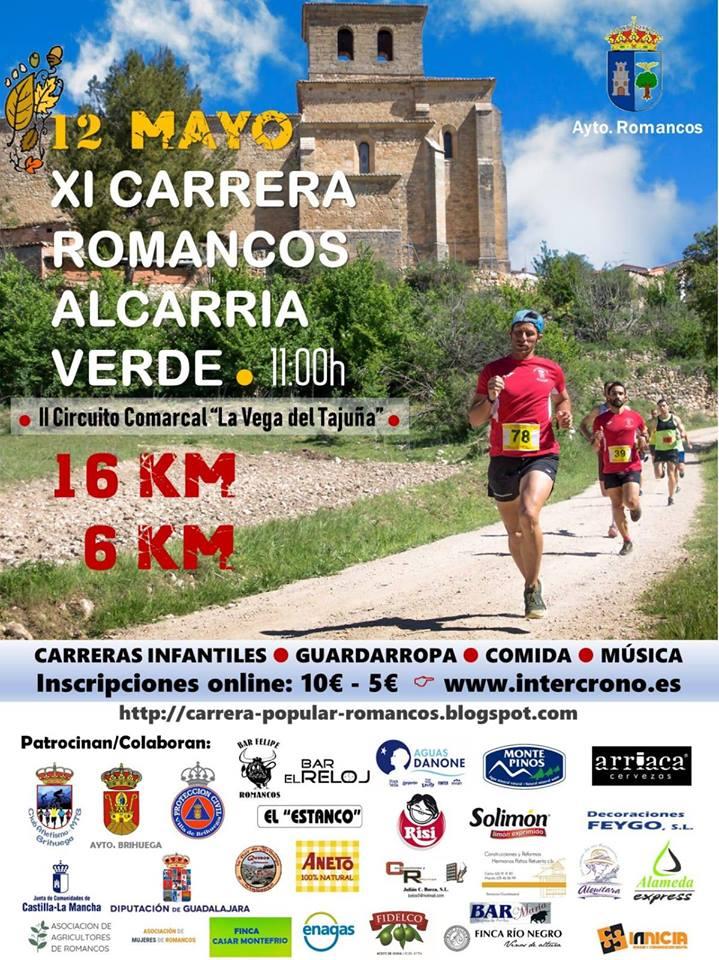 XI Carrera Romancos, Alcarria Verde