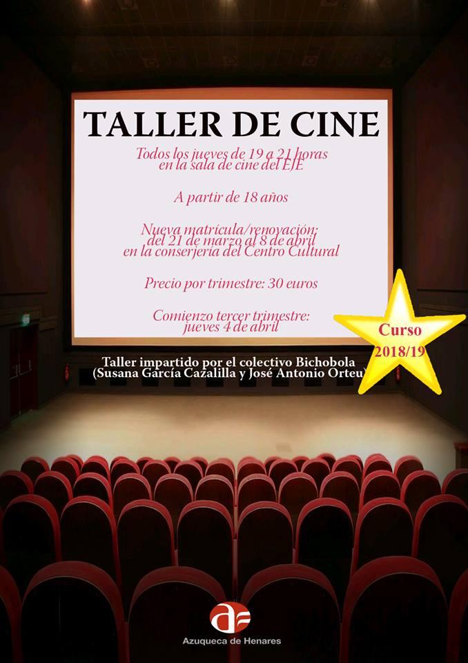 Taller de Cine Azuqueca de Henares