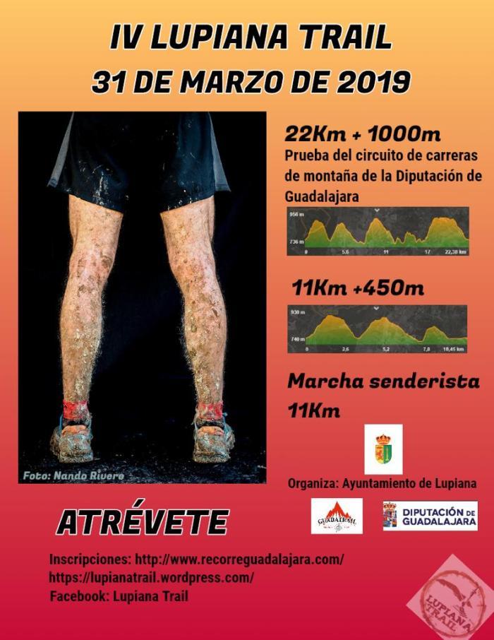 IV Lupiana Trail