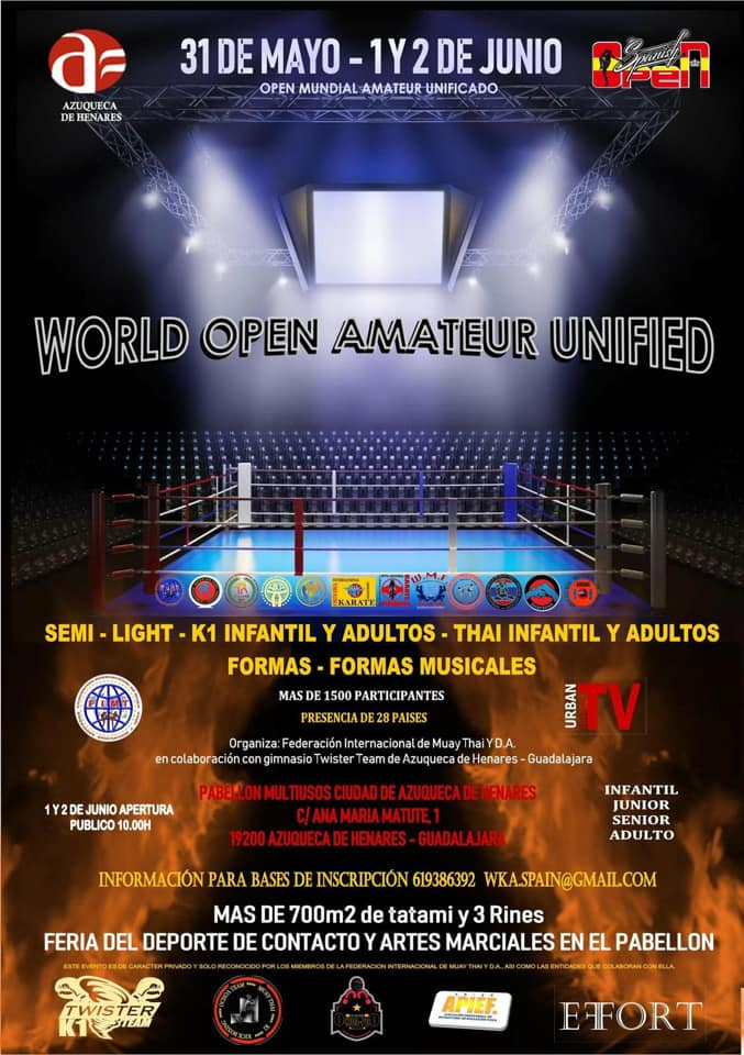 World Open Amateur 2019