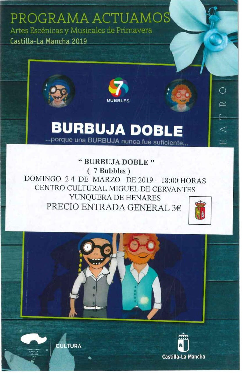 """Doble burbuja"""