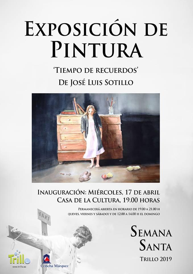 'Tiempo de Recuerdos', de José Luis Sotillo