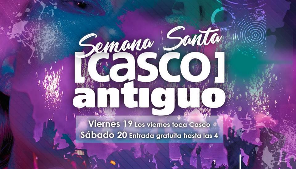 Fiesta Semana Santa en Casco antiguo