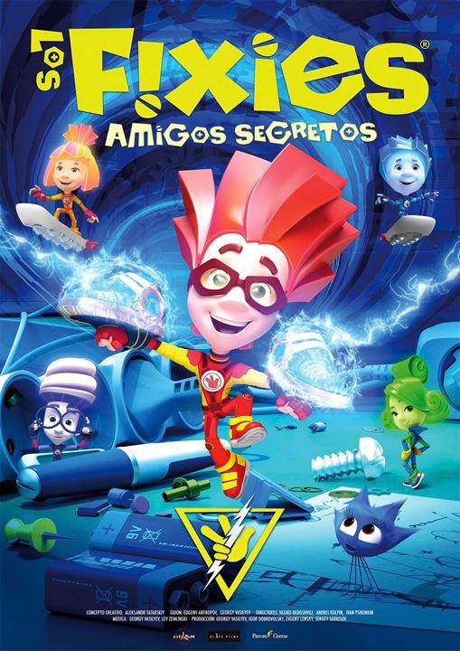 Los Fixies: Amigos secretos Sala de Cine del EJE