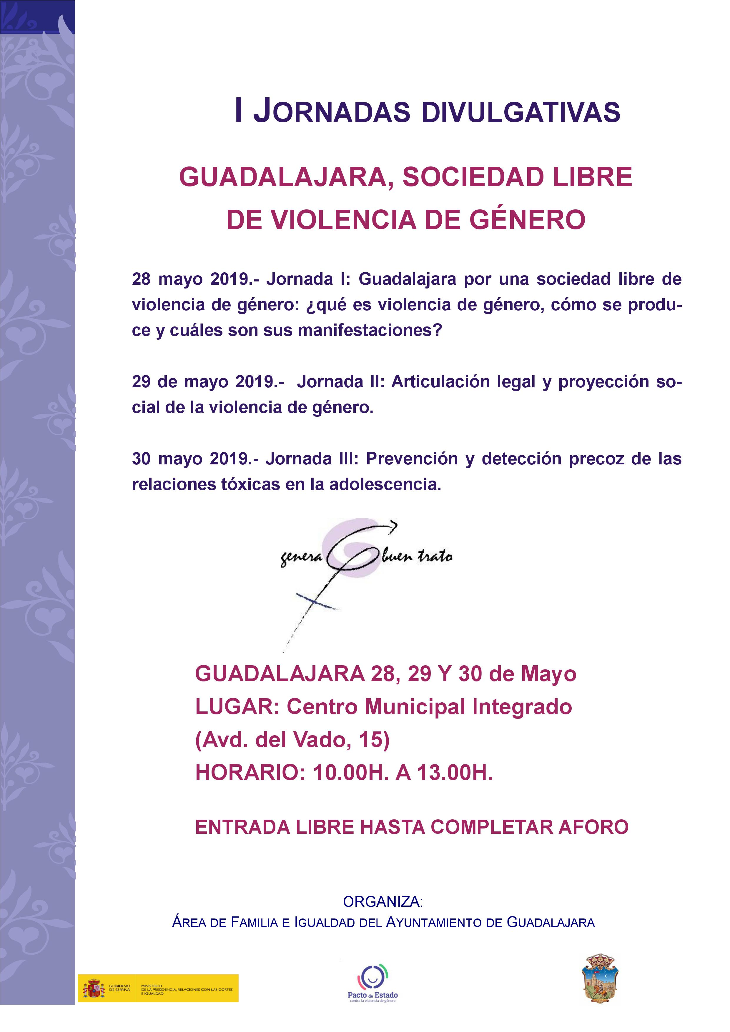 Guadalajara, sociedad libre de violencia de género