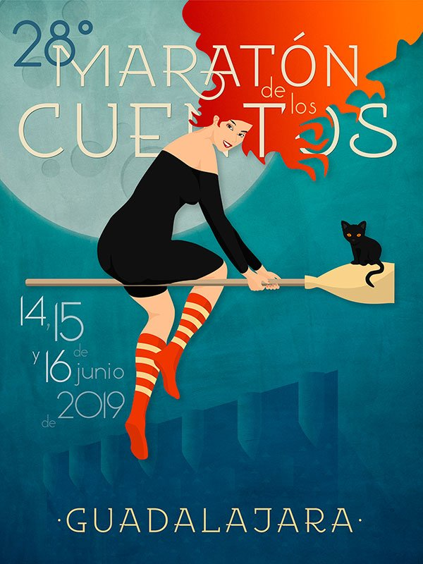 Maratón de los cuentos 2019 Guadalajara