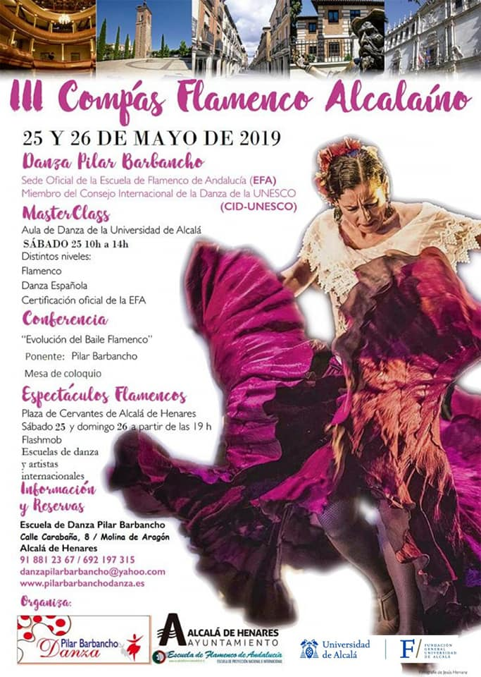 III Compás flamenco Alcalaíno
